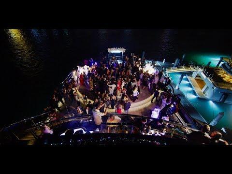 Four Seasons Pop Down Makes Waves in Miami Aboard KISMET Superyacht