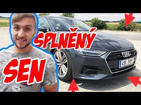 Koupil jsem si vysněné auto! | Audi A7, 2018