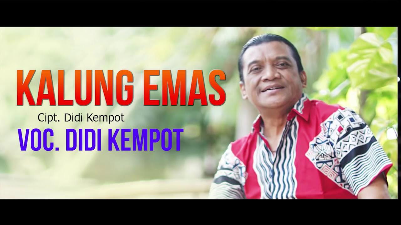 10 Lagu Didi Kempot Paling Populer Di Youtube