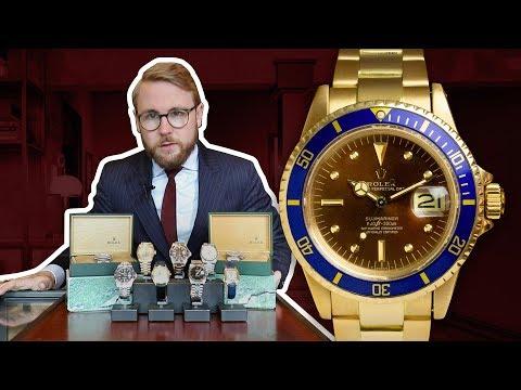 Rolex Submariner 16808 Rolex Daytona 16520 Rolex GMT-Master 1675 - This Week&39;s Watches 80