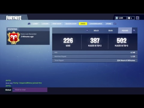 Fortnite - Collabing With SteeeizyTheGod (New Game Mode Coming Soon) (Interactive Streamer)