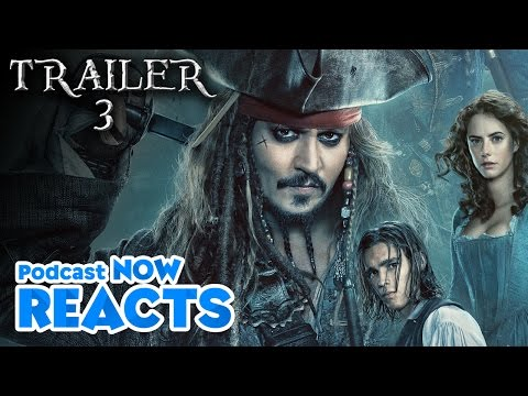 Pirates of The Caribbean Dead Men Tell No Tales Trailer 3 ANALYSIS