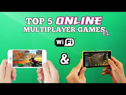 Top 5 Online multiplayer games for Android/iOS - PART 1