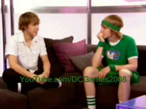 Disney Channel Games Insidetrack with Jason Dolley