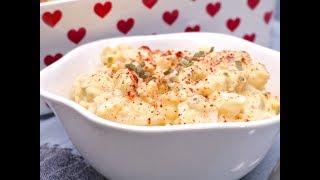 Blackened Potato Salad Recipe