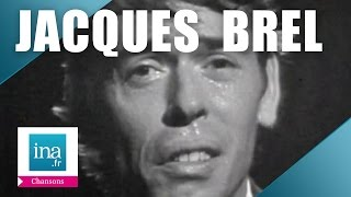 "Jacques Brel ""Ne me quitte pas"" (live officiel) - Archive INA"