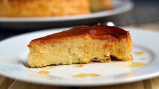 Leche Asada Recipe - How To Make Milk Custard  - Sys
