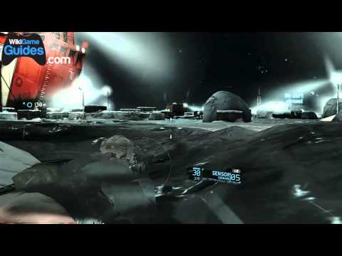 Ghost Recon: Future Soldier - Elite Walkthrough - Deep Fire (1/4): Infiltrate the Drilling Ship