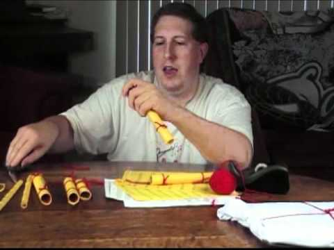 Make and Play a Paper Xylophone