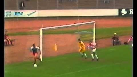 DFB-Pokal 1989/1990 TSG Pfeddersheim - Kickers Offenbach (1:3) - HR Sportkalender