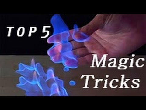 Top 5 Magic Tricks Collection 2016 [THE BEST MAGIC TRICK EVER IN INDIA]