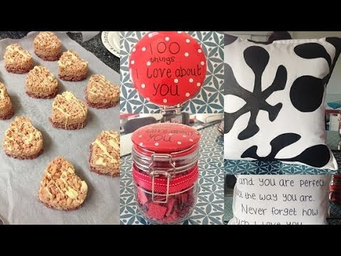 Cute Diy Anniversary Valentines Day Gifts Youtube