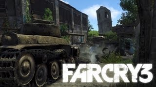 Far Cry 3 Map - Years Gone By