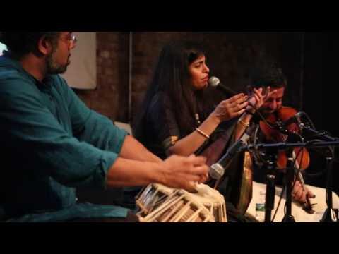 Falu Shah, Arun Ramamurthy, Sameer Gupta - Kajri (Traditional Indian Folk Song)