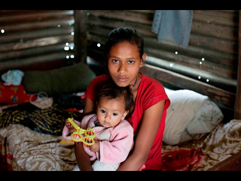 From child, to bride, to mother in Nepal: Sumina's story