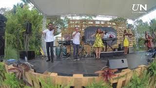 Pop y música criolla se apoderaron de Topotepuy