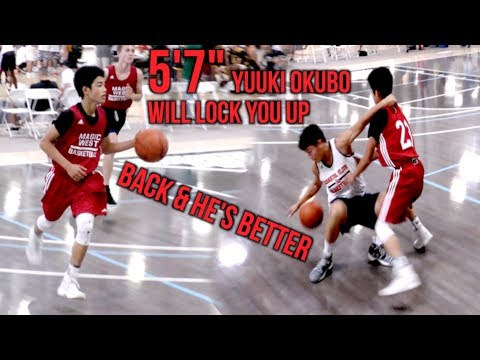 Yuuki Okubo WILL LOCK YOU UP!!! Back & He's Better