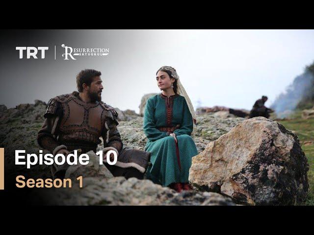Resurrection Ertugrul Season 1 Episode 10