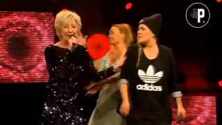 Linda P Feat Birthe Kjær - Det Store Birthe Show