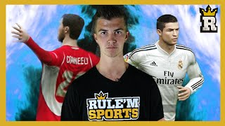 Hurder Of Buffalo: Impossible FIFA Challenge vs Legends of Gaming   Rule'm Sports