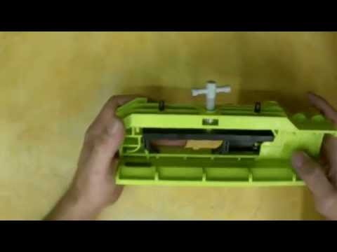 Ryobi Door Hinge Installation Kit Review And Demonstration Model A99HT2