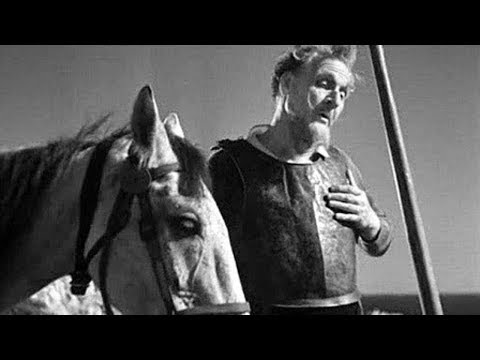 Adventures of Don Quixote (1933) - Starring the Great Russian Opera Basso Feodor Chaliapin