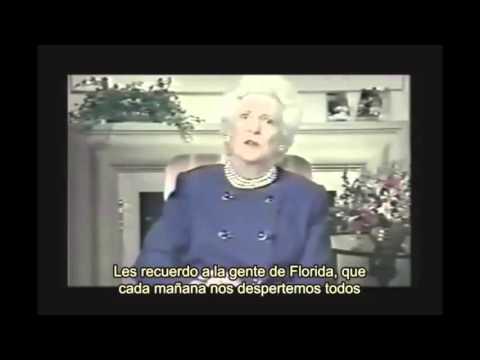 Control mental - Barbara Bush