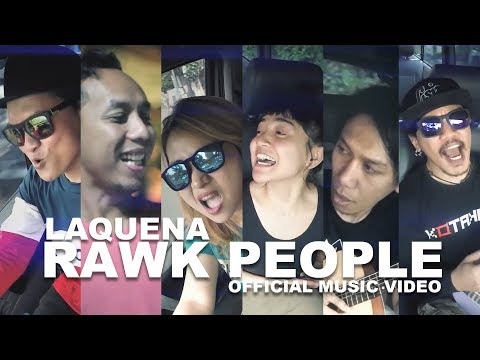 LAQUENA Feat. Dory Soekamti - Rawk People (Official Music Video)