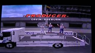 TOCA Touring Car Championship Playstation Full Championship Ending and Credits
