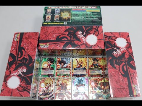 DBS Draft Box 02 CASE OPENING!!! Set Review and New Leaders