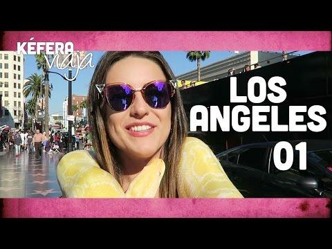 KÉFERA VIAJA  - LOS ANGELES (parte 1)