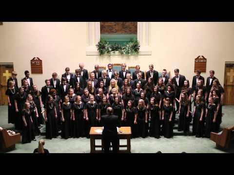 Lipscomb Academy Concert Chorus - The Battle of Jericho