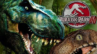 The Jurassic Park 4 Video Game That Everyone Forgot About