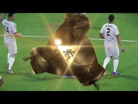 PS4 PES 2017 Gameplay Guinea vs Libya HD