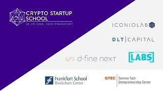 Maksim Balashevich, Santiment // Crypto Startup School 2018