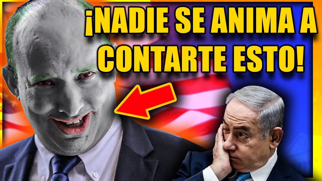 🔵 Cayó Netanyahu | Los Demócratas Toman el Poder en la Región con Naftali Bennett