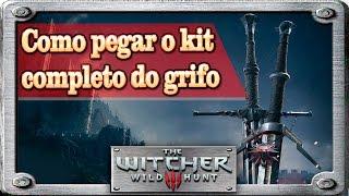 COMO PEGAR TODOS OS ITENS DO GRIFO NO THE WITCHER 3