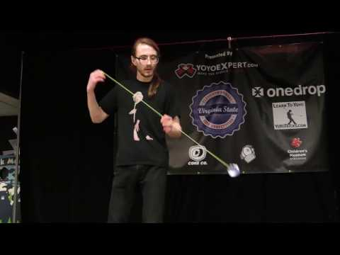 Ky Zizan - 1A Final - 1st Place - VA States 2017 - Presented by Yoyo Contest Central