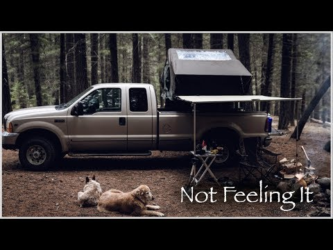 River Camping Adventure Photography | Not Feeling It