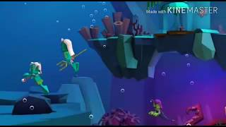 Under Water Animation Vedio Made In Android Phone