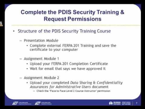 Security Training Orientation