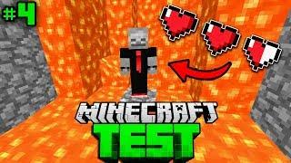 DREIFACHER TODESWUNSCH?! - Minecraft TEST #04 [Deutsch/HD]