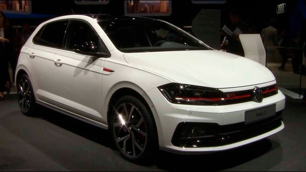 What Does Gti Stand For >> Vw Polo Gti T Roc E Up Gti Stand Da Vw Em Frankfurt 2017 Iaa