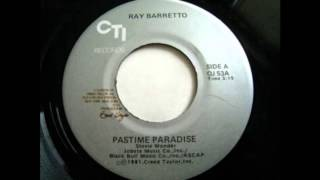 Ray Barretto - Pastime Paradise (Tribute to Stevie Wonder)
