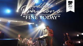 Ardhito Pramono Fine Today Live At Jakarta International Java Jazz Festival 2020