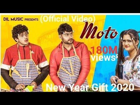 Moto Song मोटो दिलेर खरकिया | Ajay Hooda | Diler Kharkiya Anjali Raghav | Latest Haryanvi Song 2020