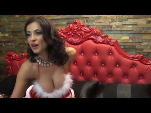 Curious.. Sexy santa helper boobs speaking
