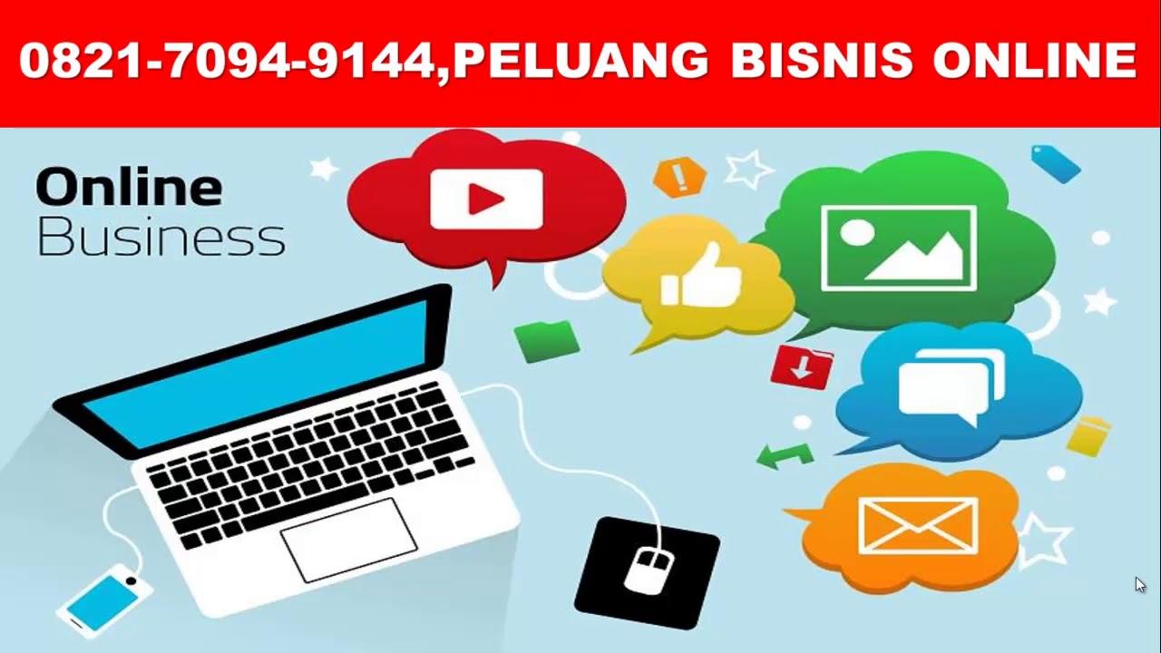 0821 7094 9144 Bisnis Online Batam Peluang Usaha Sampingan Di Batam