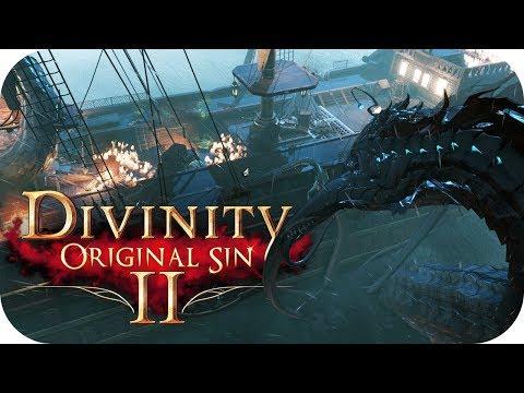 Release the KRAKEN!! – Divinity Original Sin 2 Co-op Gameplay – Let's Play Part 1