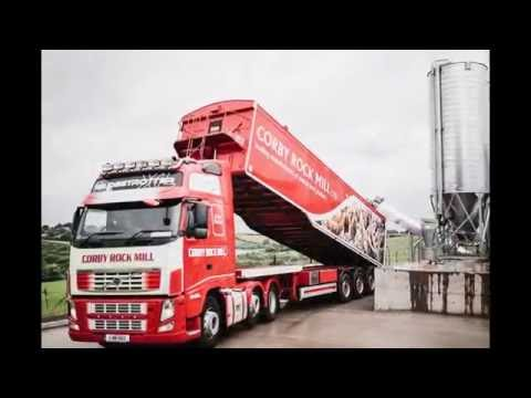 Chicken / Poultry Feed & Animal Feed Distribution in Ireland